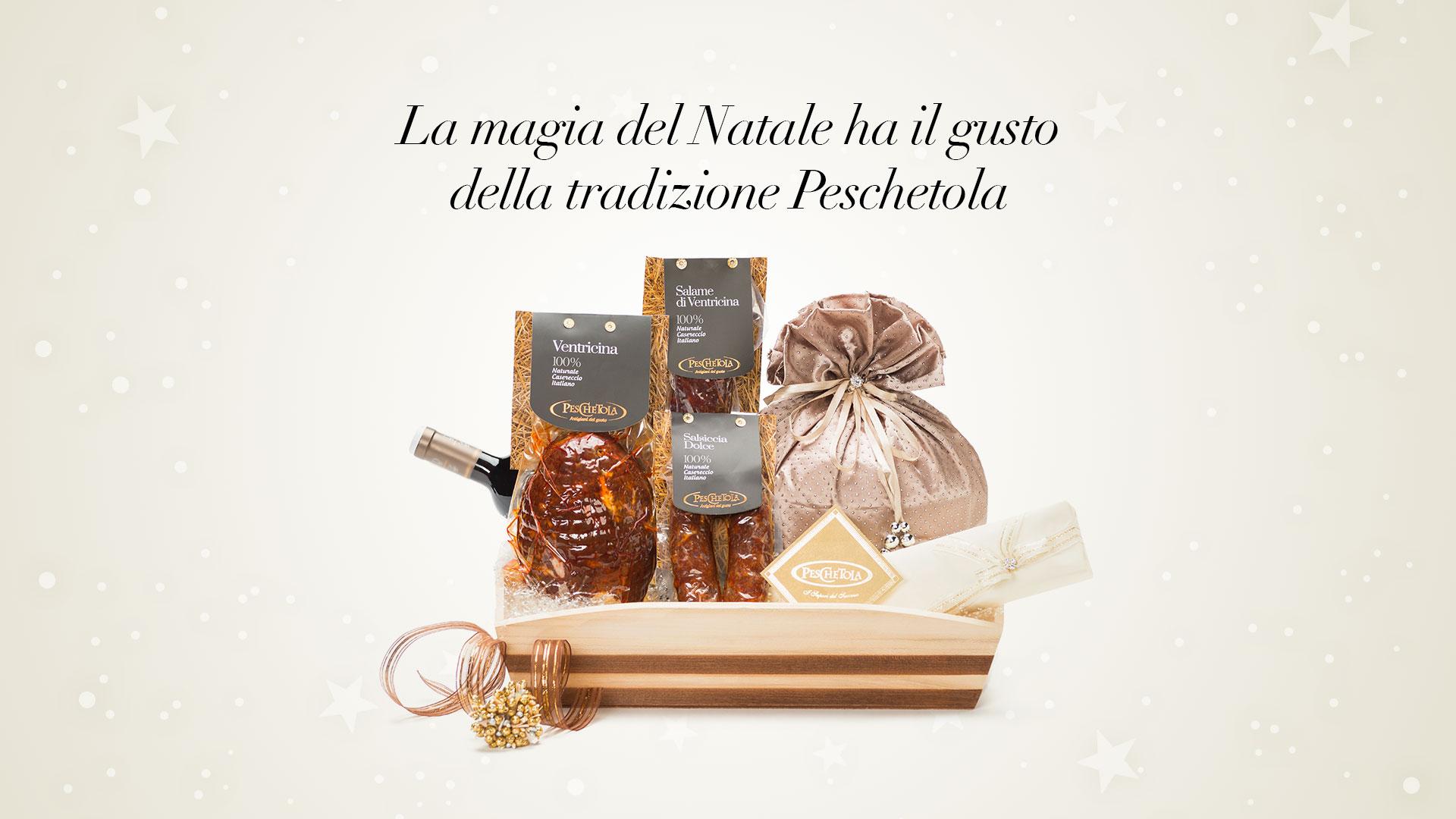 La magia del Natale ha il gusto della tradizione Peschetola